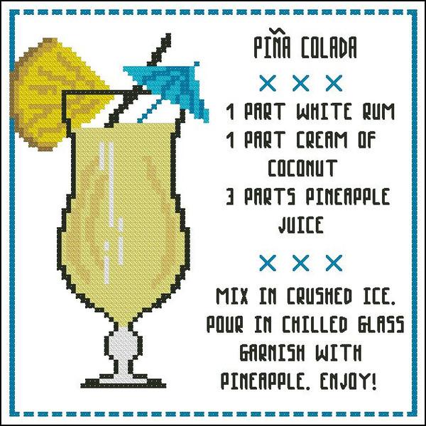 Cocktail: Pina Colada