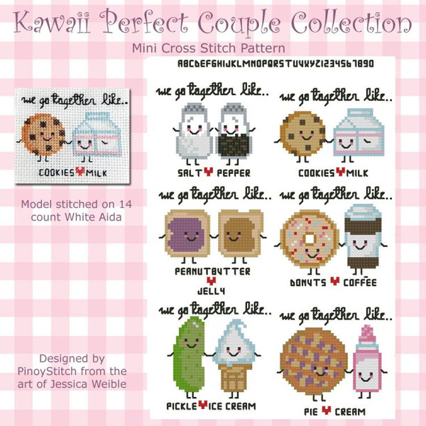 Kawaii Perfect Couple Collection