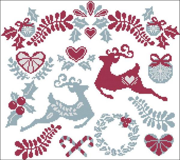 Folkloric Holiday Elements