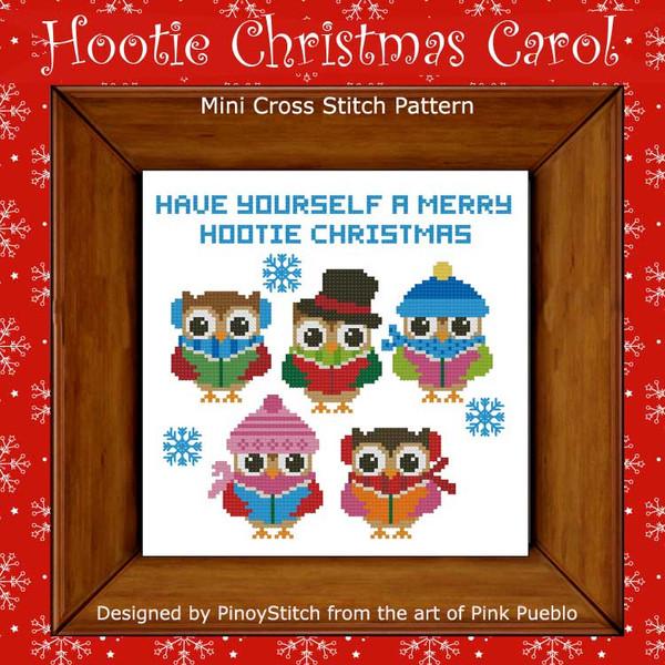 Hootie Christmas Carol