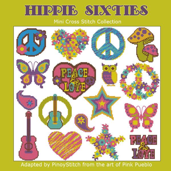 Hippie Sixties Mini Collection