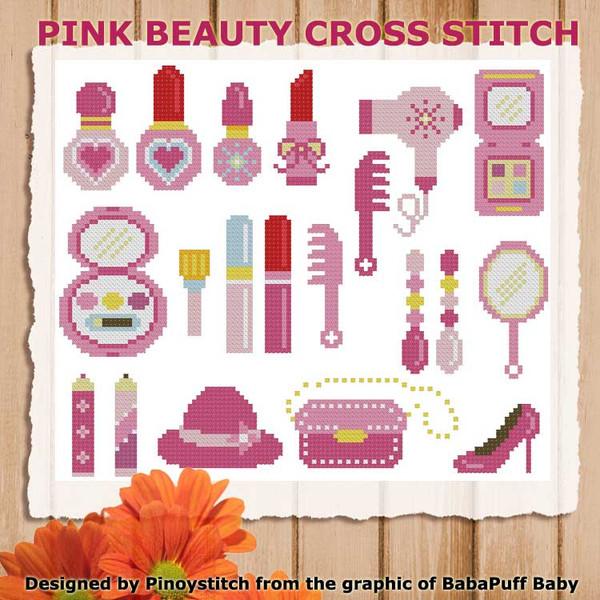 Pink Beauty Mini Sampler