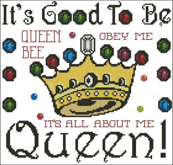 Queen: It's Good To Be Queen