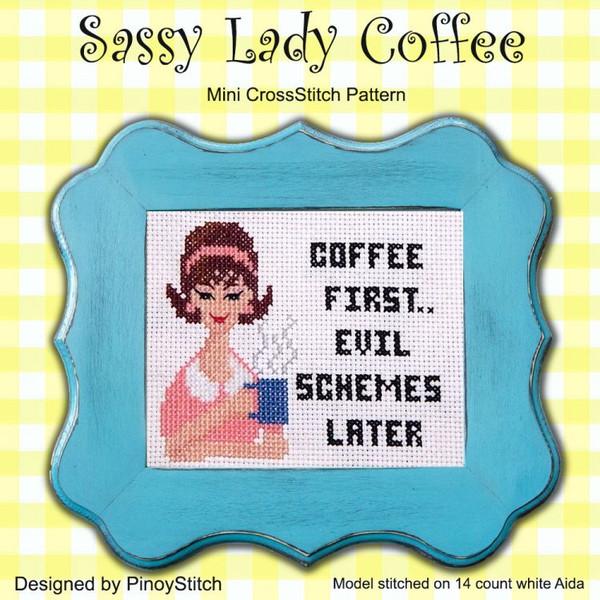 Sassy Lady Coffee
