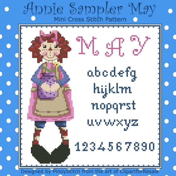 Annie Mini Sampler 005 May