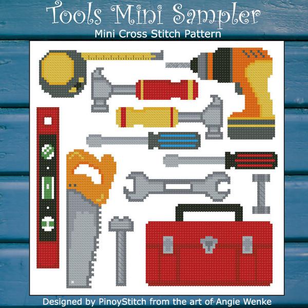 Tools Mini Sampler