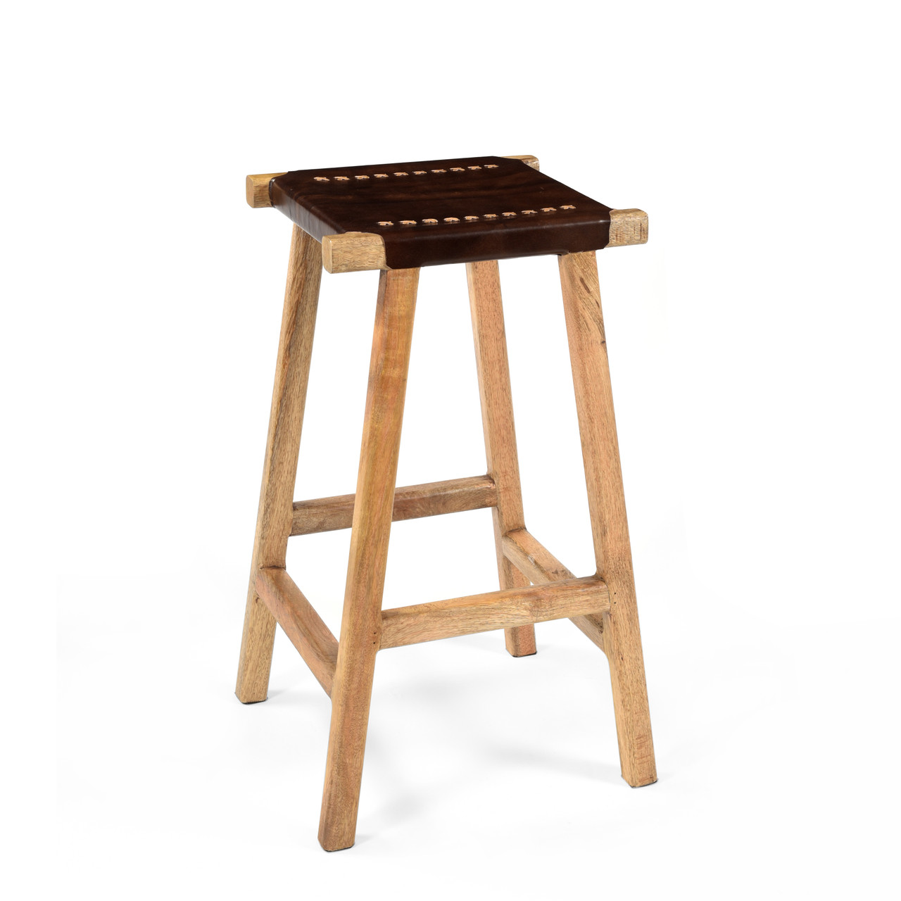Surprising Stitch Wood Bar Stool Lamtechconsult Wood Chair Design Ideas Lamtechconsultcom