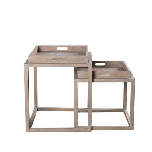 Donaldson Nesting Tray Tables