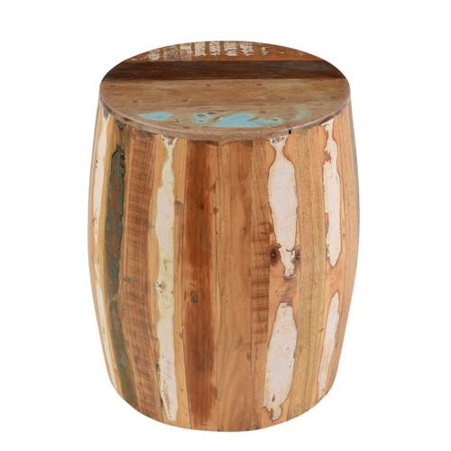 Weathered Reclaimed Wood Tanki Table