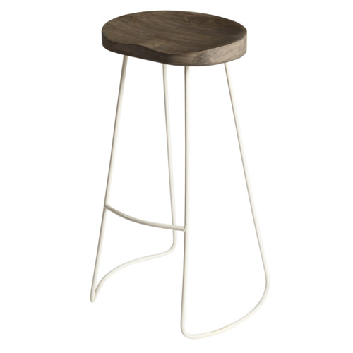 Awesome Chetco Bar Stool Grey And White Pdpeps Interior Chair Design Pdpepsorg
