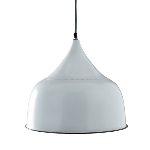 Grover Hanging Light - White