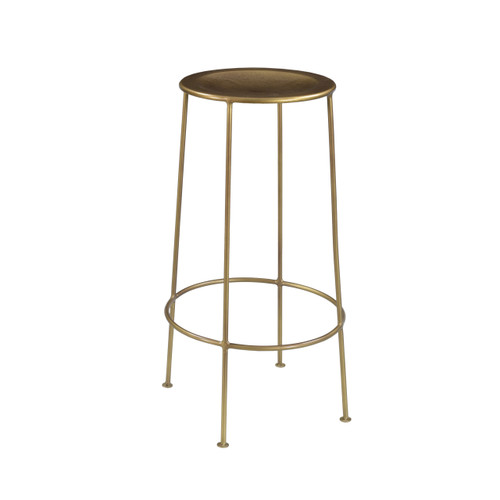 Parker Bar Stool - Brass  ( Set of 2 )