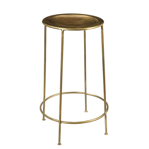 Parker Counter Stool - Brass ( Set of 2 )