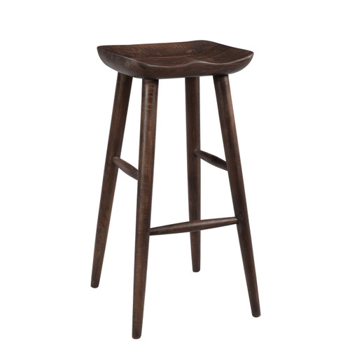Sven Bar Stool - Walnut
