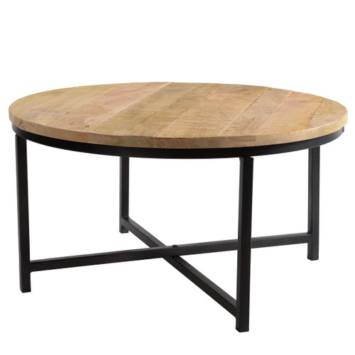 Abbey Round Coffee Table