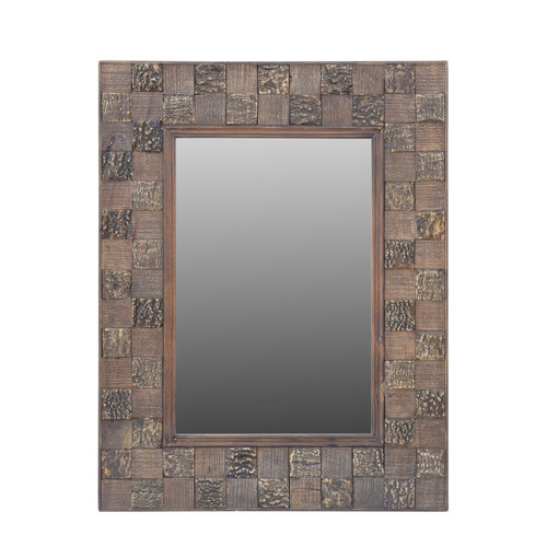 Wooden Mirror Frame - Big