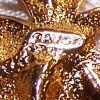 Avon Rhinestone Heart Brooch for Valentine's Day Vintage 1970s Designer Fashion Jewelry Gift