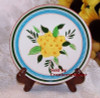 "Stangl Country Garden 6"" Plate Vintage 1970s American Designer Gift"