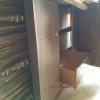 Vintage Spanish Revival Bedroom Set: Dresser, 2 Nightstands & Armoire