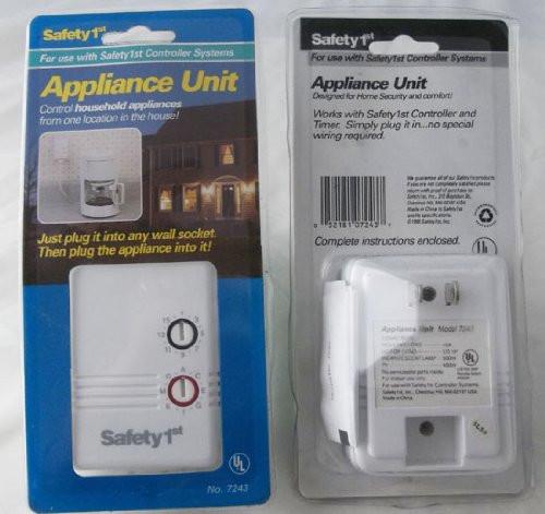 Safety 1st (X10) Appliance Unit