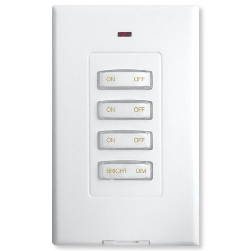 X10 Wireless Wall Switches