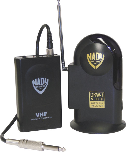 Nady DKW-1 VHF Wireless Guitar System Band D