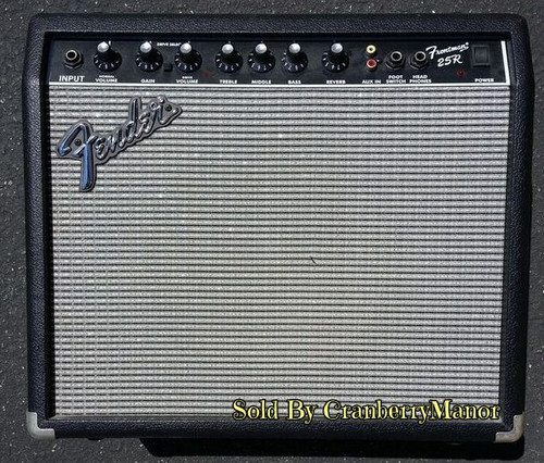 Fender Frontman 25R Electric Guitar Amplifier