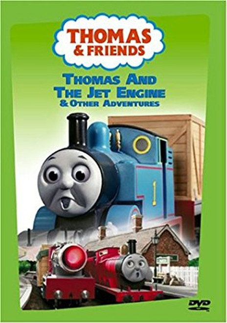 Thomas & Friends - Thomas and The Jet Engine & Other Adventures, DVD
