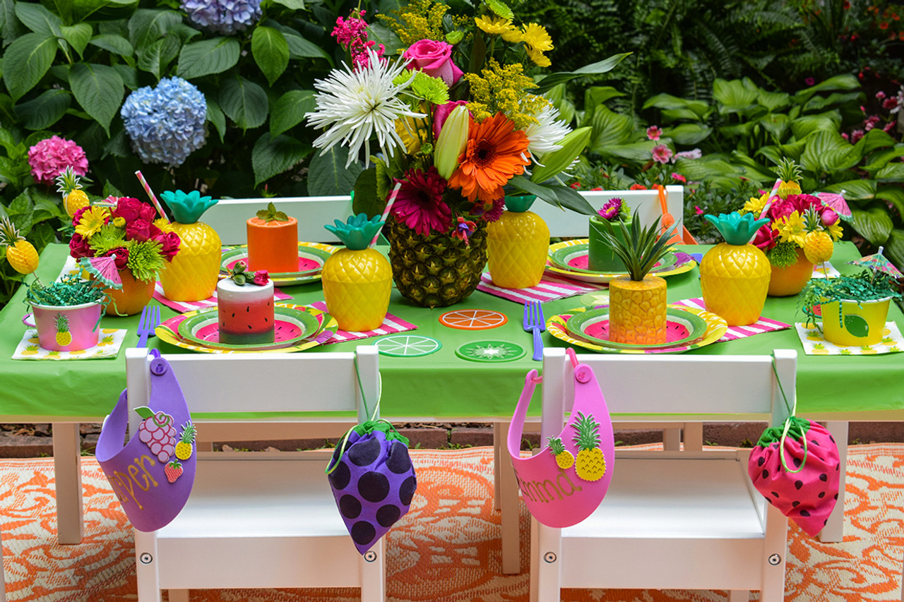 For sale tutti frutti party