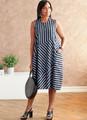 Butterick B6784 (Digital) | Misses' Dress