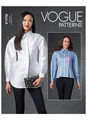Vogue Patterns V1770 | Misses' Shirt