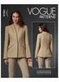 Vogue Patterns V1751 | Misses' Jacket