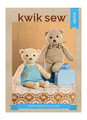 Kwik Sew K4389 | Stuffed Bear With Clothes