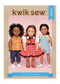 "Kwik Sew K4388 | 18"" Doll Clothes"