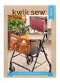 Kwik Sew K4381 | Walker Caddy & Bag