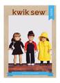 "Kwik Sew K4375 | 18"" Doll Clothes"