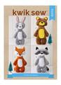 Kwik Sew K4358 | Plush Animals