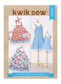 Kwik Sew K4335 | Children's & Misses' Aprons