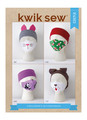 Kwik Sew K4363 | Children's Headbands, Hat & Face Covering