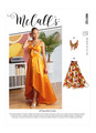 McCall's M8152 | Misses' Top & Skirts