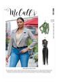 McCall's M8155 (Digital)   #BrightonMcCalls - Misses' & Women's Jacket & Vest