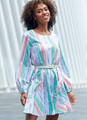 McCall's M8178 | Misses' Dresses & Belt