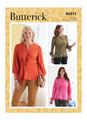 Butterick B6813 | Misses' Top