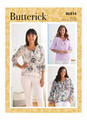 Butterick B6814 | Misses' & Women's Top