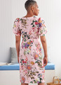 Butterick B6809 | Misses' Dress, Sash & Belt with A/B, C, D, DD Bust Cup