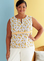 Butterick B6822 | Women's Jacket, Dress & Top with C/D, DD, DDD, G, H Cup Sizes