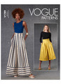 Vogue Patterns V1789 | Misses' Pants