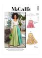 McCall's M8205 (Digital)   Misses' Skirts