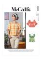 McCall's M8202 | Misses' Tops