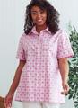 Butterick B6841 (Digital)   Unisex Button-Down Shirts
